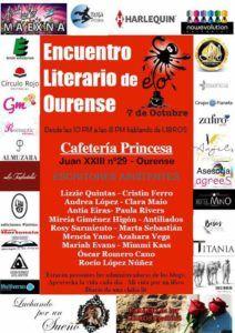 Cartel Encuentro Ourense